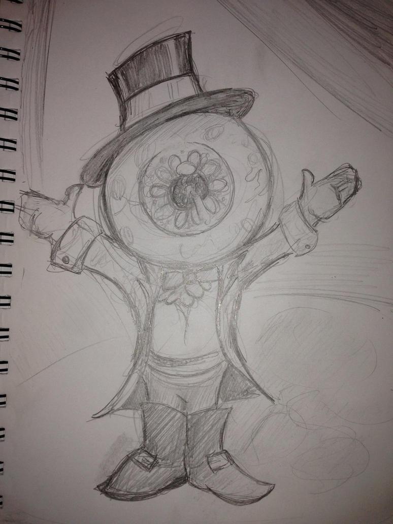 Madcap sketch by wizardofosmond