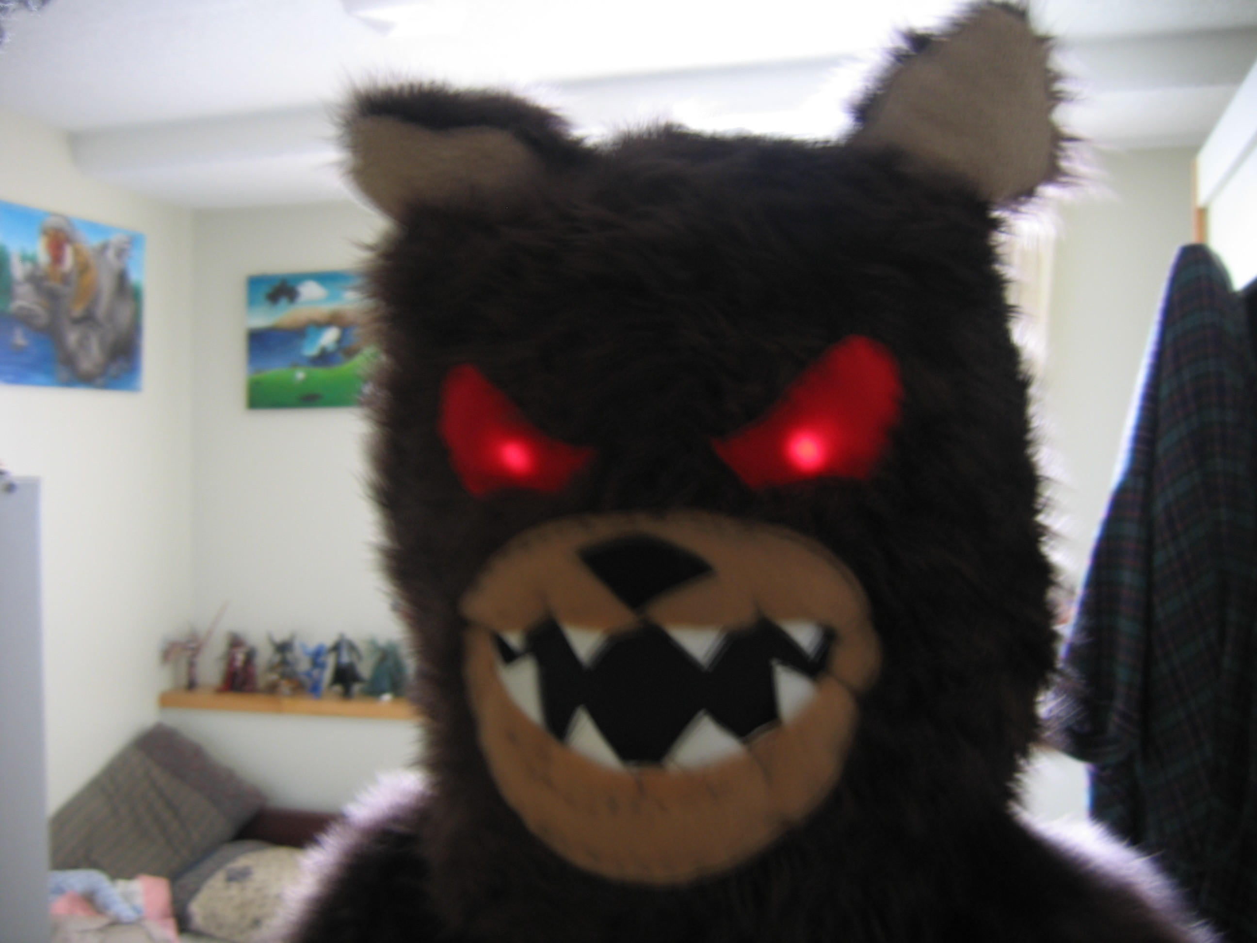 ... Evil Teddy Bear Costume 1 by wizardofosmond & Evil Teddy Bear Costume 1 by wizardofosmond on DeviantArt
