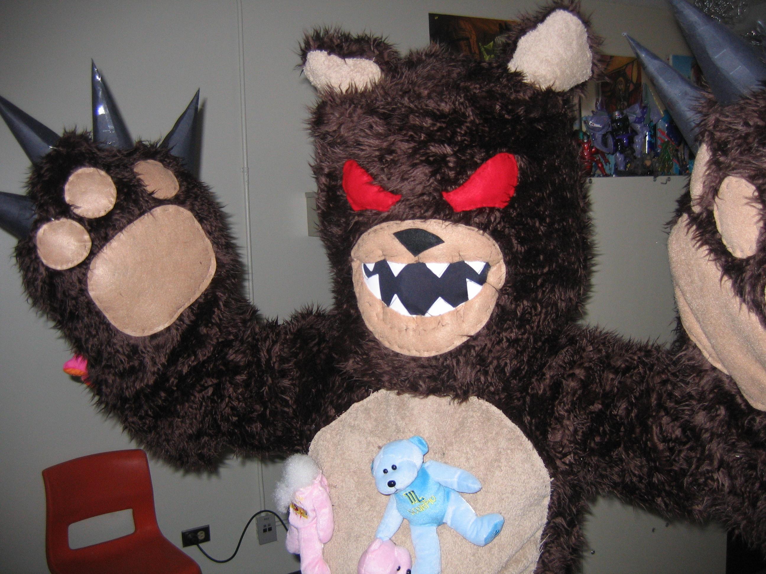 ... Giant Evil Teddy Bear 2 by wizardofosmond & Giant Evil Teddy Bear 2 by wizardofosmond on DeviantArt