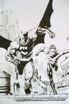 Batman and some other dude