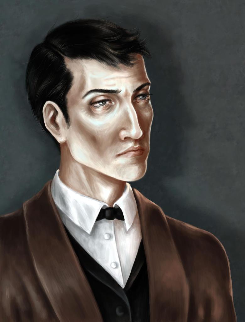 Sherlock Holmes by Eleonore