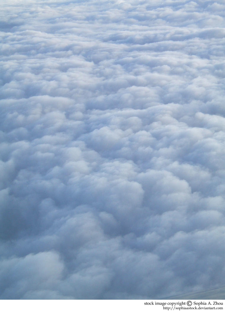 texture_above the clouds by sophiaastock