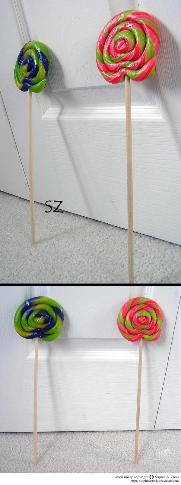 stock 289: more lollipops.. by sophiaastock