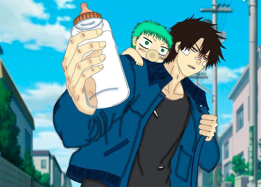 Oga and Beel by RequiemDellaLuna