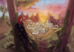 Melkhar and Atialleia (Colour)