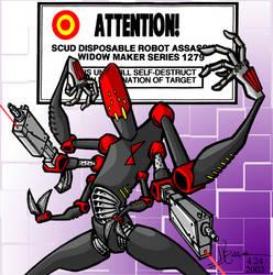 Scud: Widow Maker