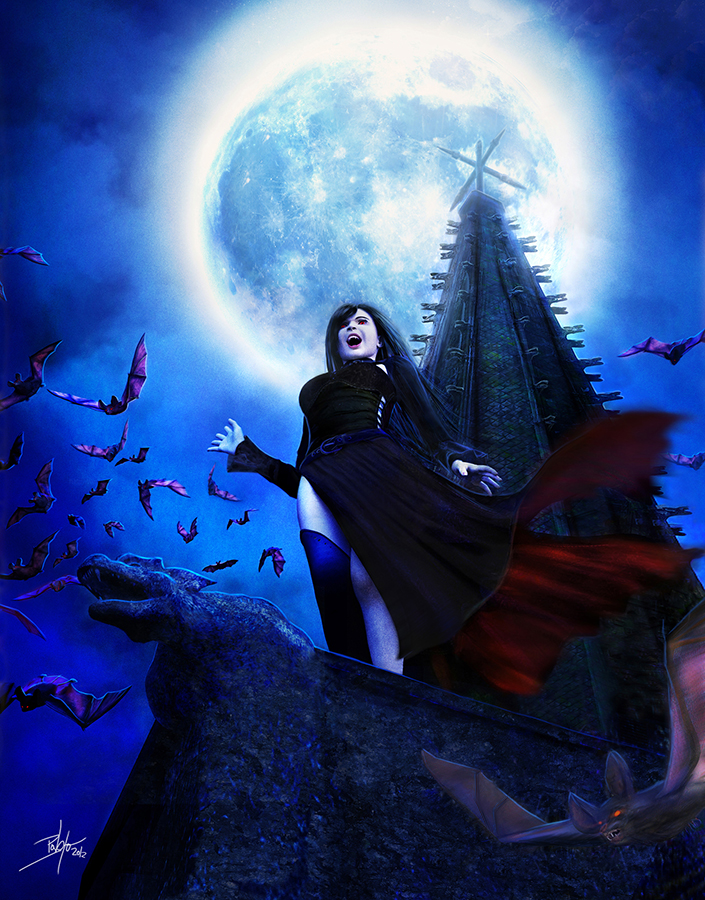 Children Of The Night by d3fect