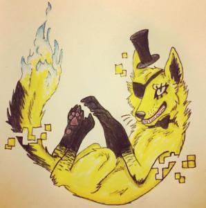 tricksterfox18's Profile Picture