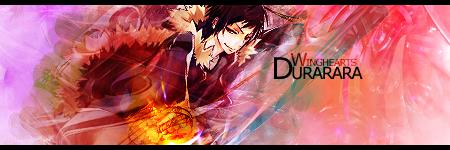 Durarara Sig by Winghearts