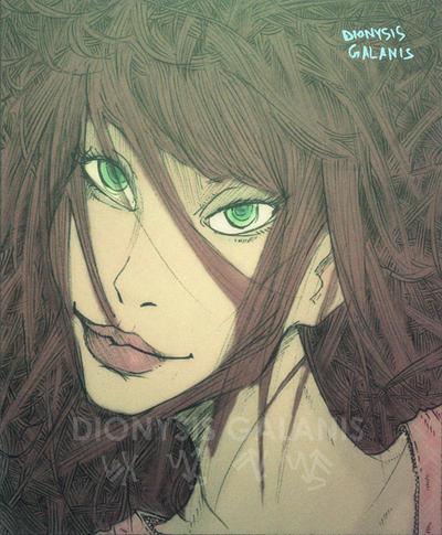 Eleonora by dionysisgalanis