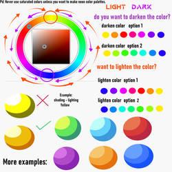 Basic tutorial .:Colors:.