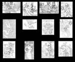 Shantae Sketch