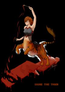 SadieTheTiger's Profile Picture