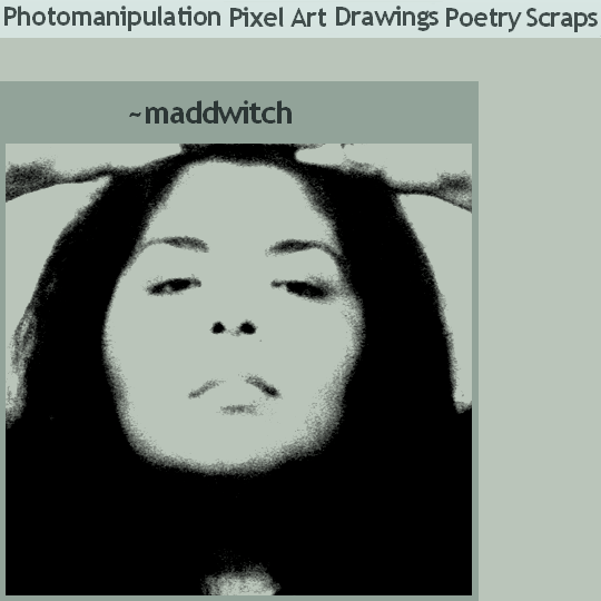 maddwitch's Profile Picture