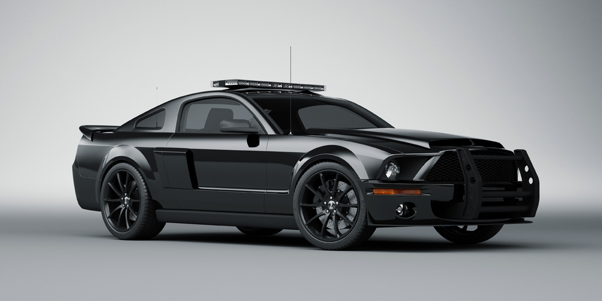 Ford Mustang GT500 KR by Rookie on DeviantArt