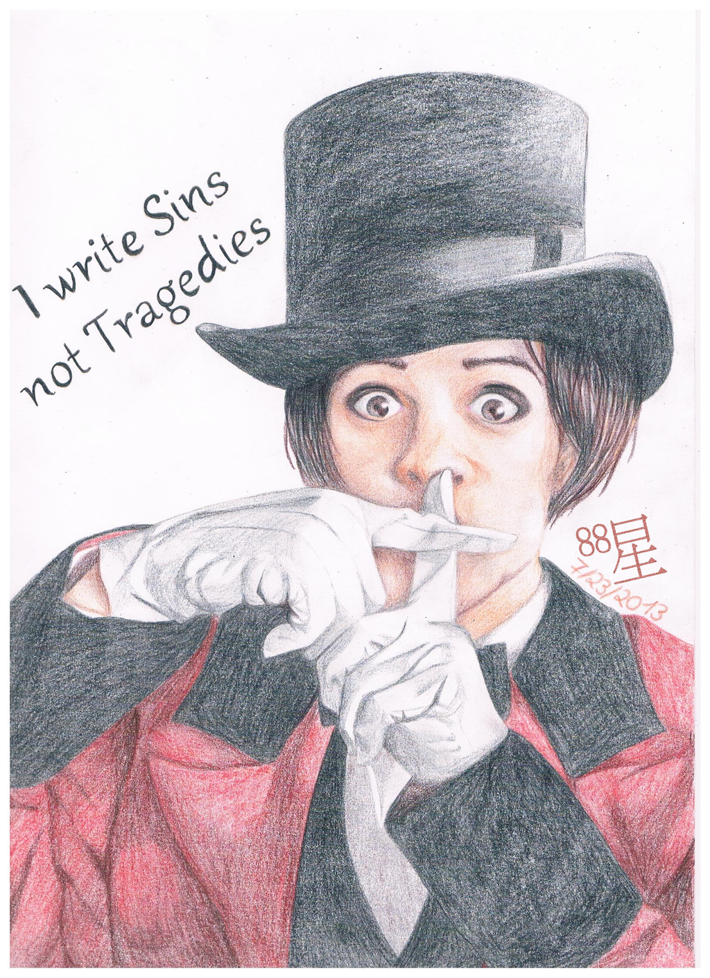 Sins (Parody I Write Sins Not Tragedies By Panic! At the Disco