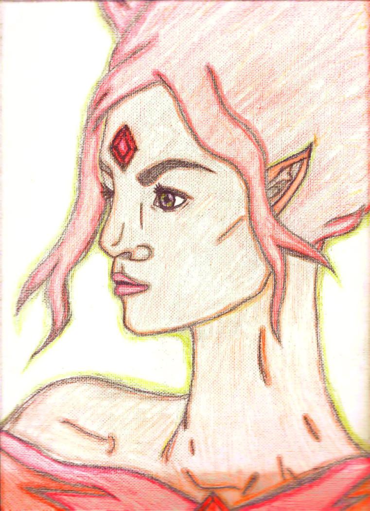 Flame Princess by anastazie-1