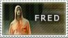 I Am Legend: Fred - Stamp