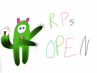 RPs OPEN!!! by greenstar2001