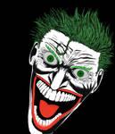 The Joker by flyingvee88