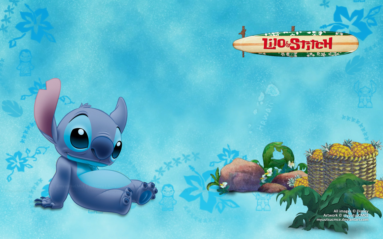 Disneys Stitch Custom Dsk US By MyuutsuCMCE