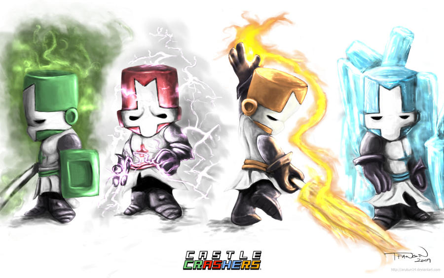 1Castle Crashers Pc Download