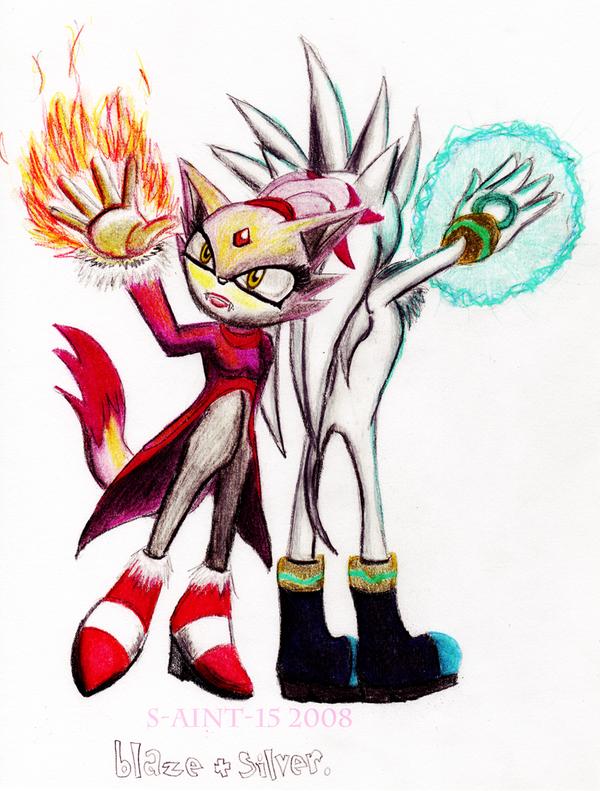Zachary The Hedgehog Sonic Shadow Silver Am...