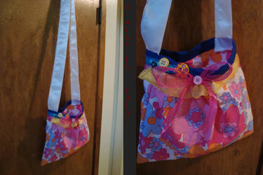 Mixed Up Bag by theOrangeSunflower