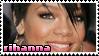 Rihanna Stamp by theOrangeSunflower
