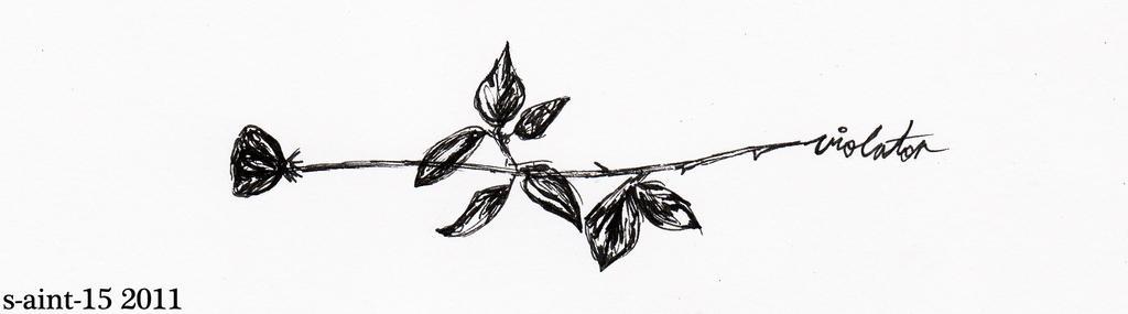 Violator by theOrangeSunflower