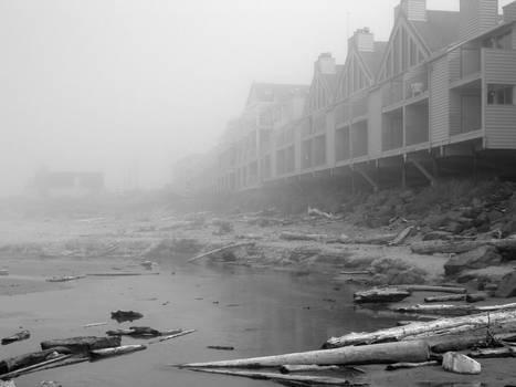 Morning at Rockaway Beach