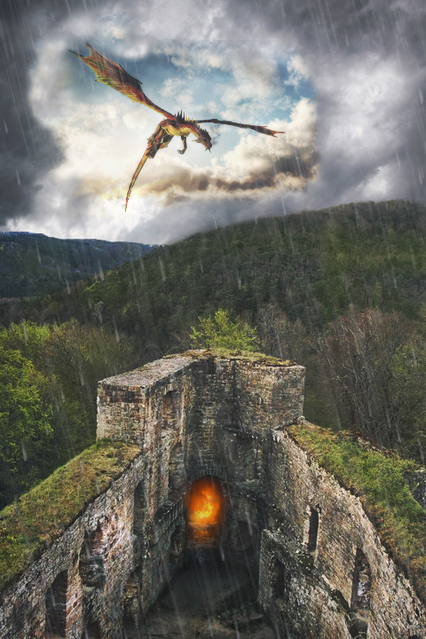 Nicolas's Dragon Fire