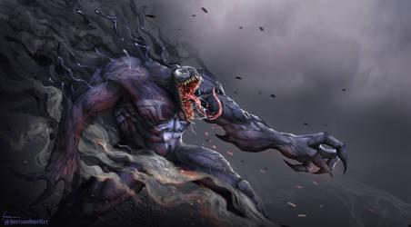 Venom by HorizonDweller