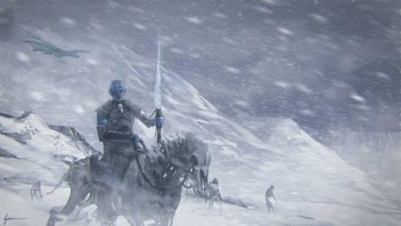 Ice by HorizonDweller
