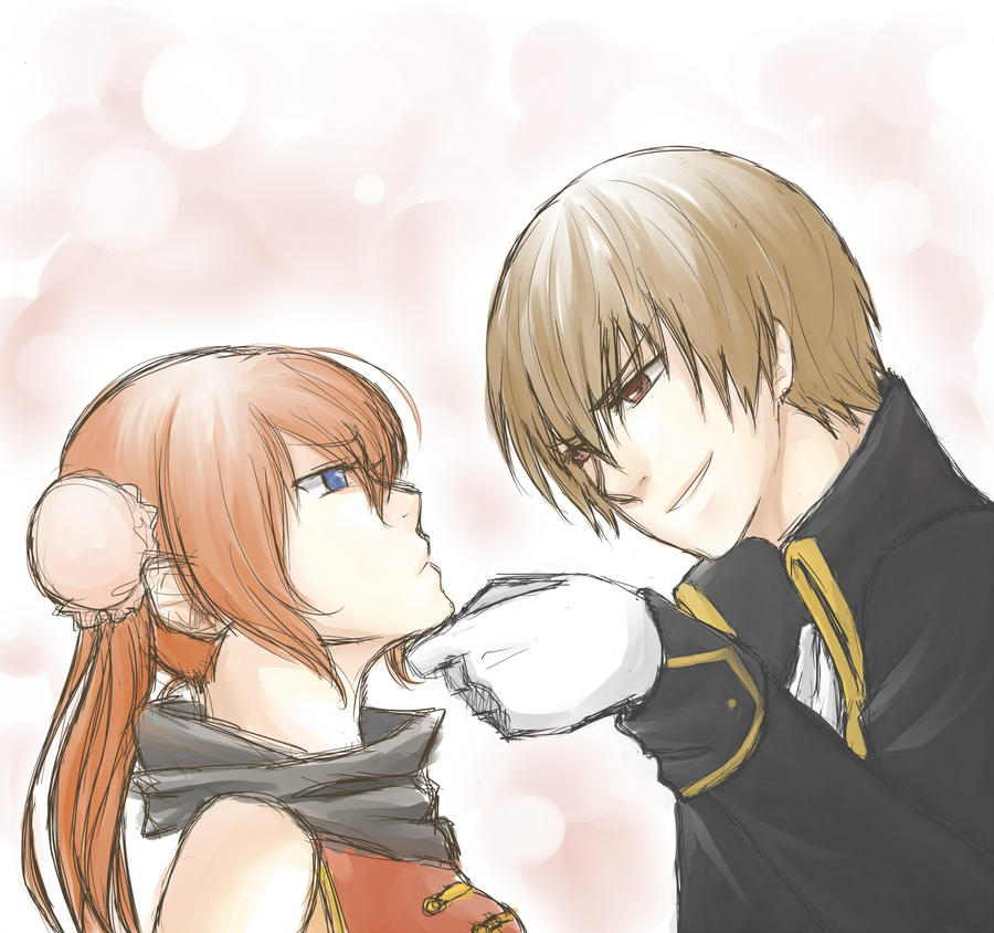 love and hate relationship anime pics