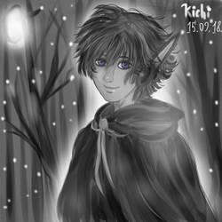 Techno-fairy in Twilight