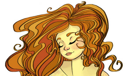 Merida Head Shot by Samantha-MacLean