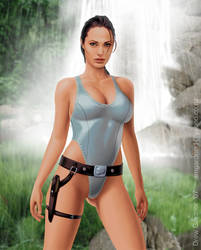 Lara's Divesuit by DrewGardner