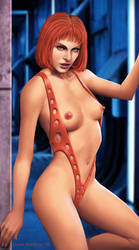 Leeloo by DrewGardner