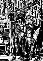StreetPunks by DrewGardner
