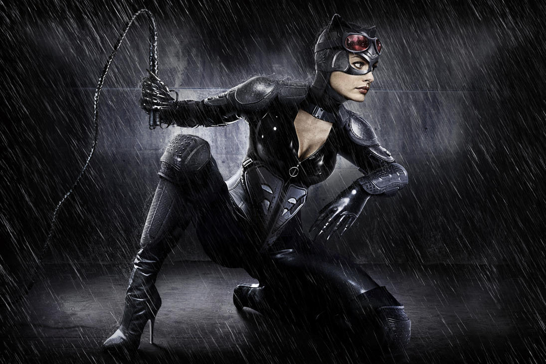 Anne Hathaway Still Interested In A Catwoman Spin Off