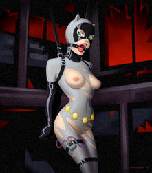 Catwoman Captured by DrewGardner