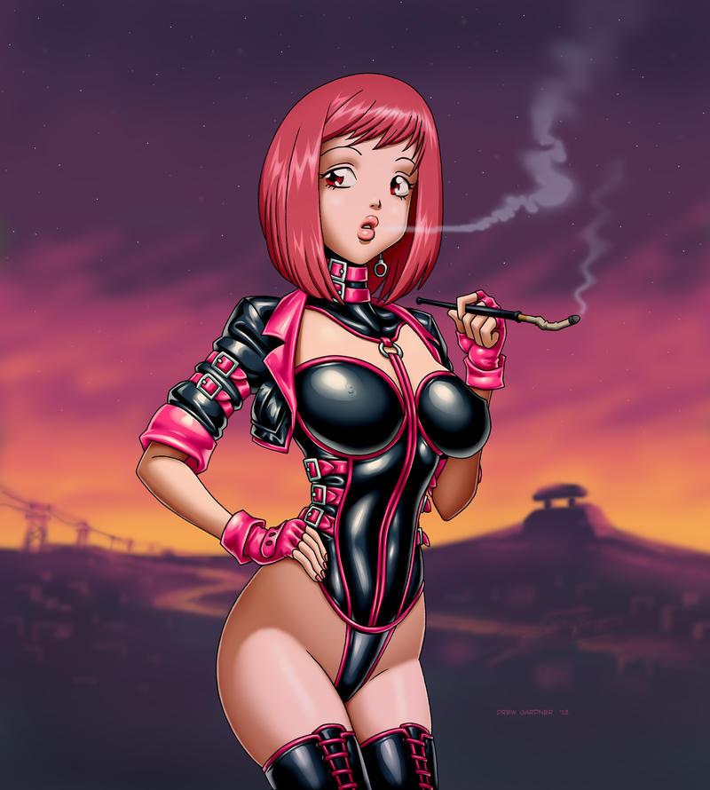 Mistress Mamimi by DrewGardner