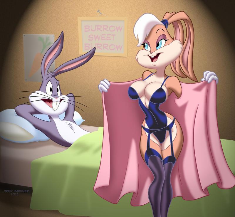 Bunny fucking leela