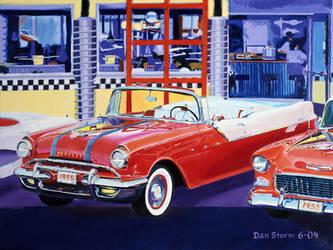 1955 Pontiac Star Chief by Daniel-Storm