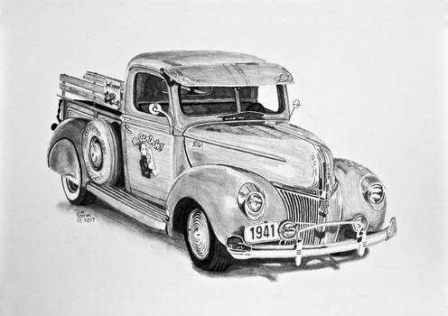 1941-Ford-Pickup-Truck