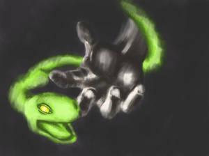 Venom Hand
