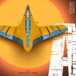 RESTYLED: CH-3 Naughty Dog