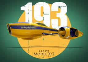 No.237 - CLB-193 Model X/2