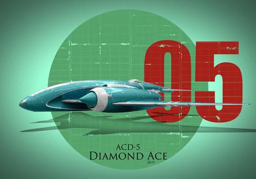 No.240 - ACD-5 Diamond Ace